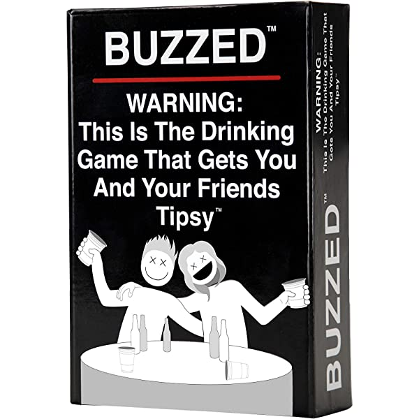 Amazon.com: These Cards Will Get You Drunk - Fun Adult ...