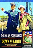 Douglas Fairbanks Double Feature: American Aristocracy / Down To Earth (Silent)