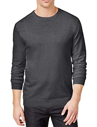 1cdb70772e46 COOFANDY Men s Slim Fit Basic Knitted Sweater Casual Crewneck V-Neck ...