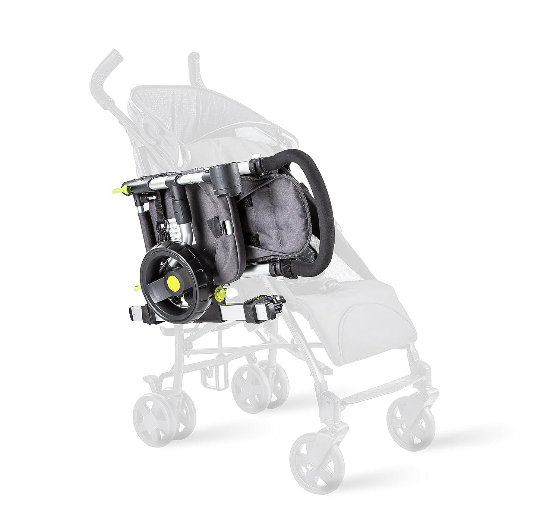 Sidecar per Passeggino Buggypod io 4a generazione e pu/ò trasformare in Passeggino
