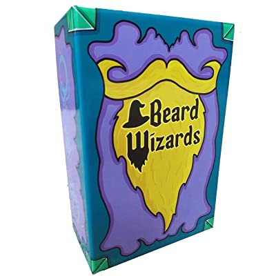 Beard Wizards Card Game: Toys & Games