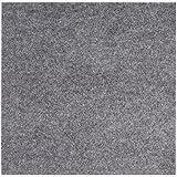 Funda de fieltro autoadhesivo Set=4 M² 6 66 coloures de la alfombra azulejo Con las alfombras de pelo