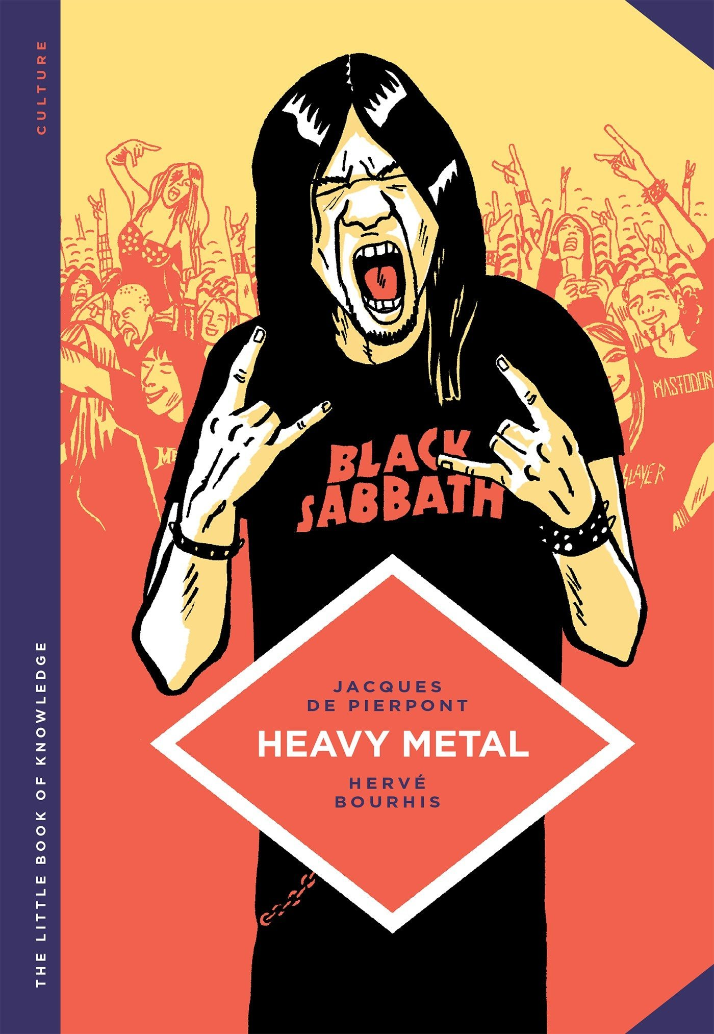 The Little Book Of Knowledge: Heavy Metal: Amazon.es: Jacques De Pierpont, Jacques De Pierpont: Libros en idiomas extranjeros
