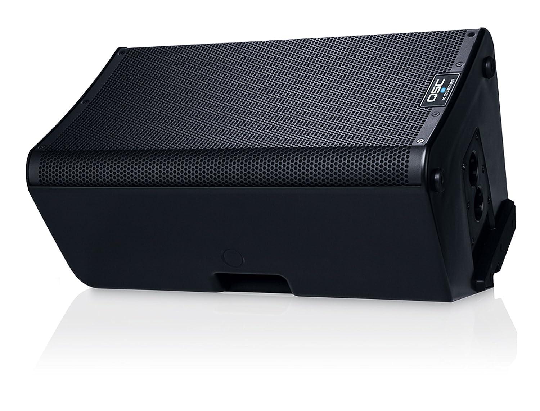 QSC K10.2 Negro altavoz - Altavoces (De 2 vías, 1.0 canales, Alámbrico, XLR, 50-20000 Hz, Negro): Amazon.es: Electrónica