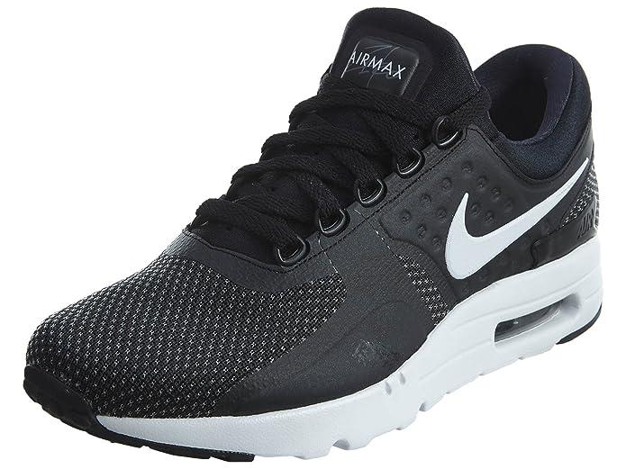 Nike Air Max Zero Essential Sneakers Herren Schwarz