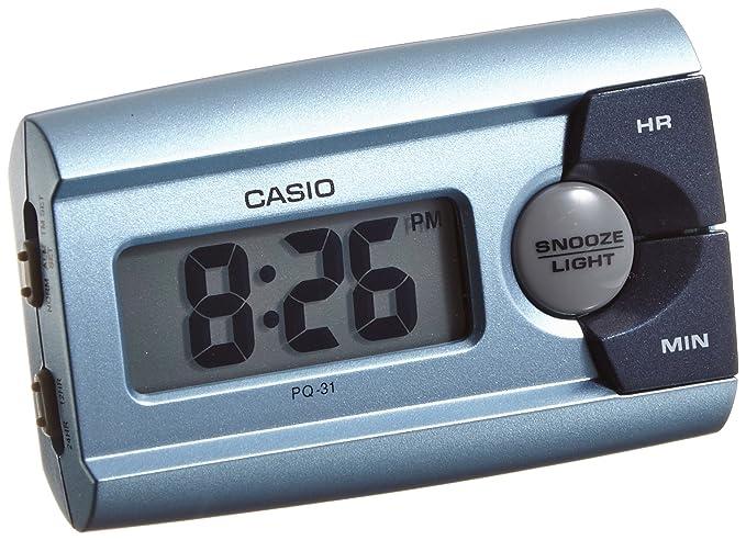 43 opinioni per CASIO PQ-31 Sveglia Digitale