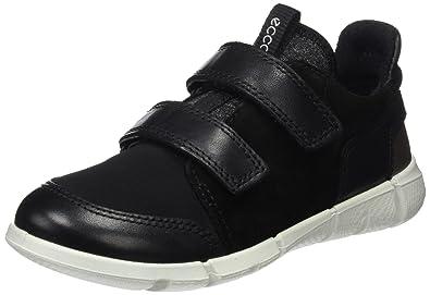 Ecco Unisex-Kinder Intrinsic Sneaker, Schwarz (Black/Black), 31 EU