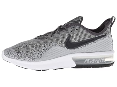 Nike Wmns Air MAX Sequent 4, Zapatillas de Running para Mujer, Gris (Wolf