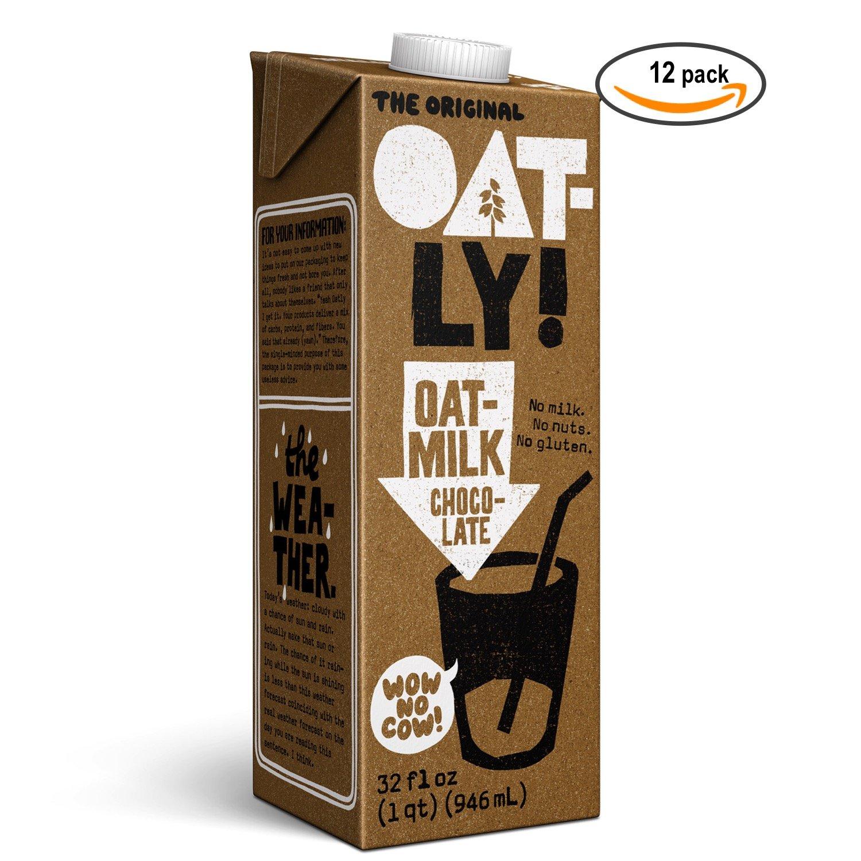 oatly havredryck gluten