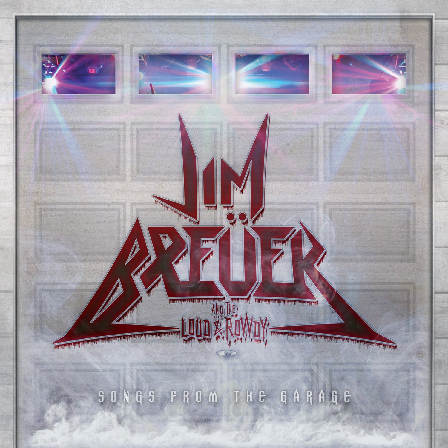 Album Art for Songs From the Garage [Pink Vinyl] by Jim Breuer and the Loud & Rowdy