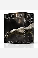 THE FALLEN Dark Fantasy Series: A Dark Dystopian Fantasy (Books 1 - 3) Kindle Edition
