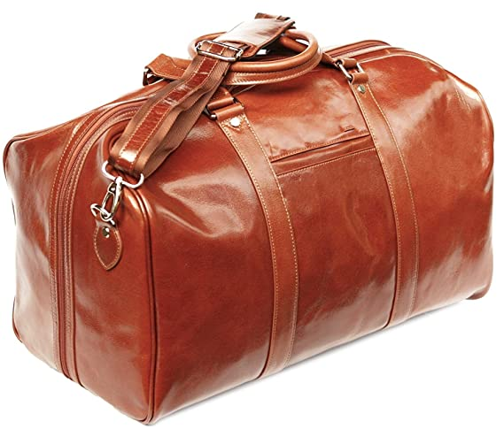 S Babila - Sac fourre-tout - taille cabine/spécial weekend - cuir