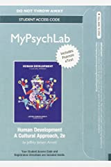 NEW MyLab Psychology with Pearson eText -- Standalone Access Card -- for Human Development: A Cultural Approach (2nd Edition)