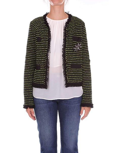 PINKO INVIARE Giacca Donna 40  Amazon.it  Abbigliamento b3fbc38c697