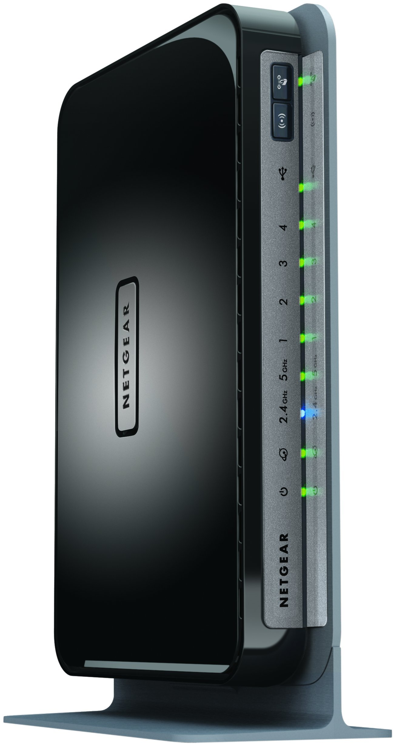 NETGEAR N750 Dual Band 4 Port Wi-Fi Gigabit Router (WNDR4300) by NETGEAR