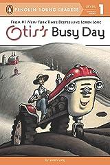 Otis's Busy Day Paperback