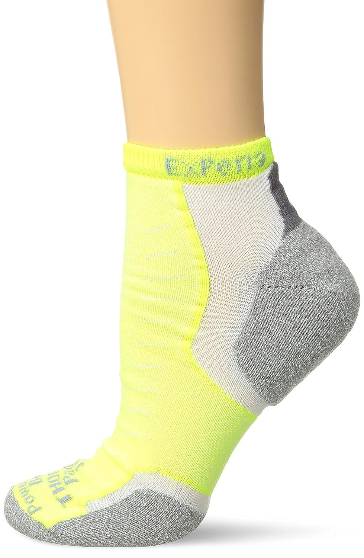 ソロソックス エクスペリア クールマックス マルチ 多機能ソックス XCCU ランニング用 ジョギング用靴下 X-Large イエロー B005PP9ND0