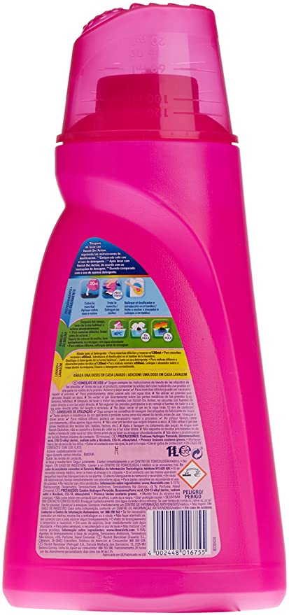 Vanish Oxi Action Quitamanchas en Polvo, 500 g