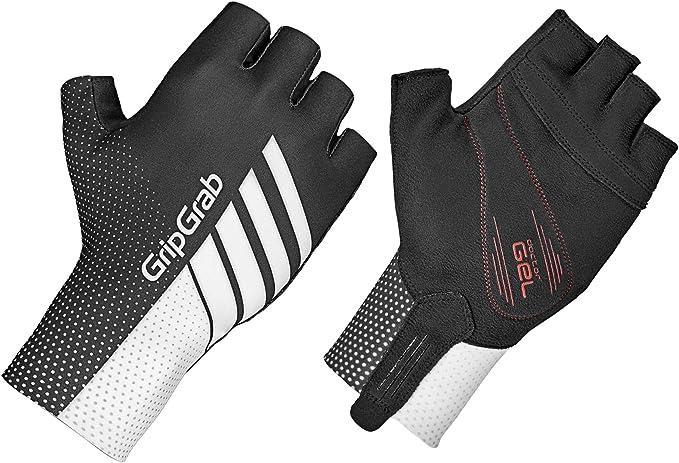 size M Cycling GlovesHalf-Finger Training Mens Optimum Hawkley Black//Red