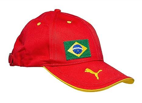 Ferrari Massa - Gorra, diseño de Brasil: Amazon.es: Deportes y ...