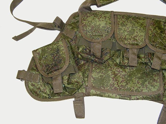 Russian Chameleon SVD Dragunov chestrig Digital Flora brand new!