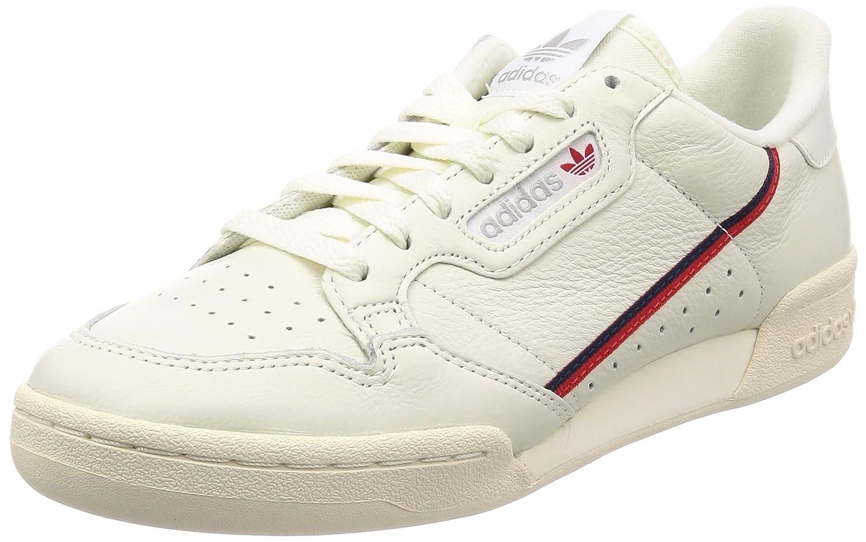 Blanc (Tinbla Casbla Escarl 000) adidas Continental 80, Chaussures de Fitness garçon 36 EU