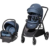 Maxi-Cosi Zelia Max 5-in-1 Modular Travel System, Nomad Blue, One Size