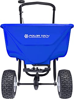 product image for Earthway PolarTech 50lb Salt Spreader & Ice Melt Spreader
