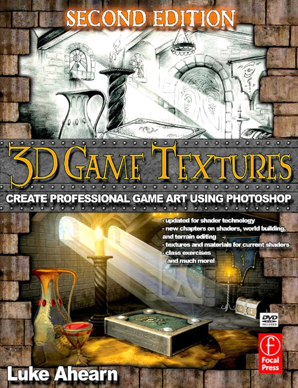 d game textures create professional game art using photoshop 3d game textures create professional game art using photoshop amazon co uk luke ahearn 9780240811482 books