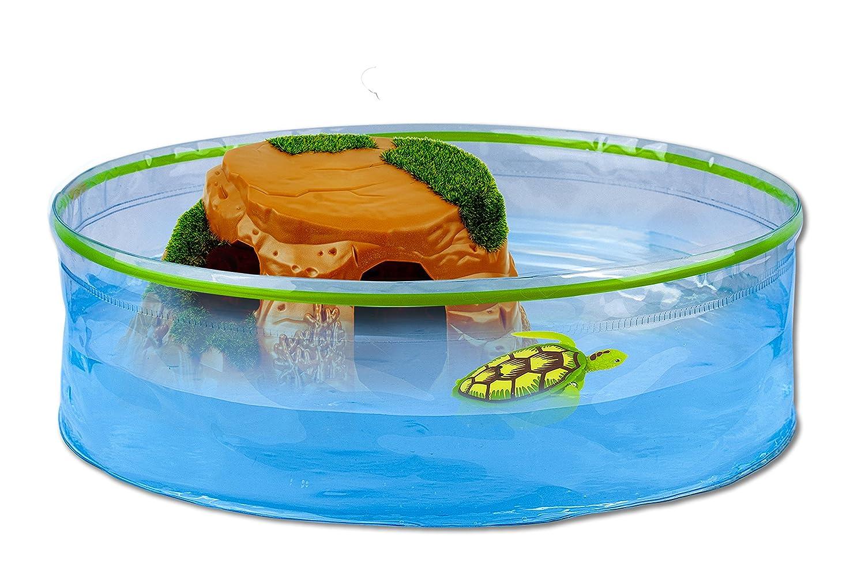 GOLIATH - Robo turtle , acuario tortuga (Goliath 32828): Amazon.es: Juguetes y juegos