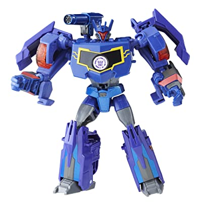 Transformers TRA RID Warrior Soundwave Action Figure: Toys & Games