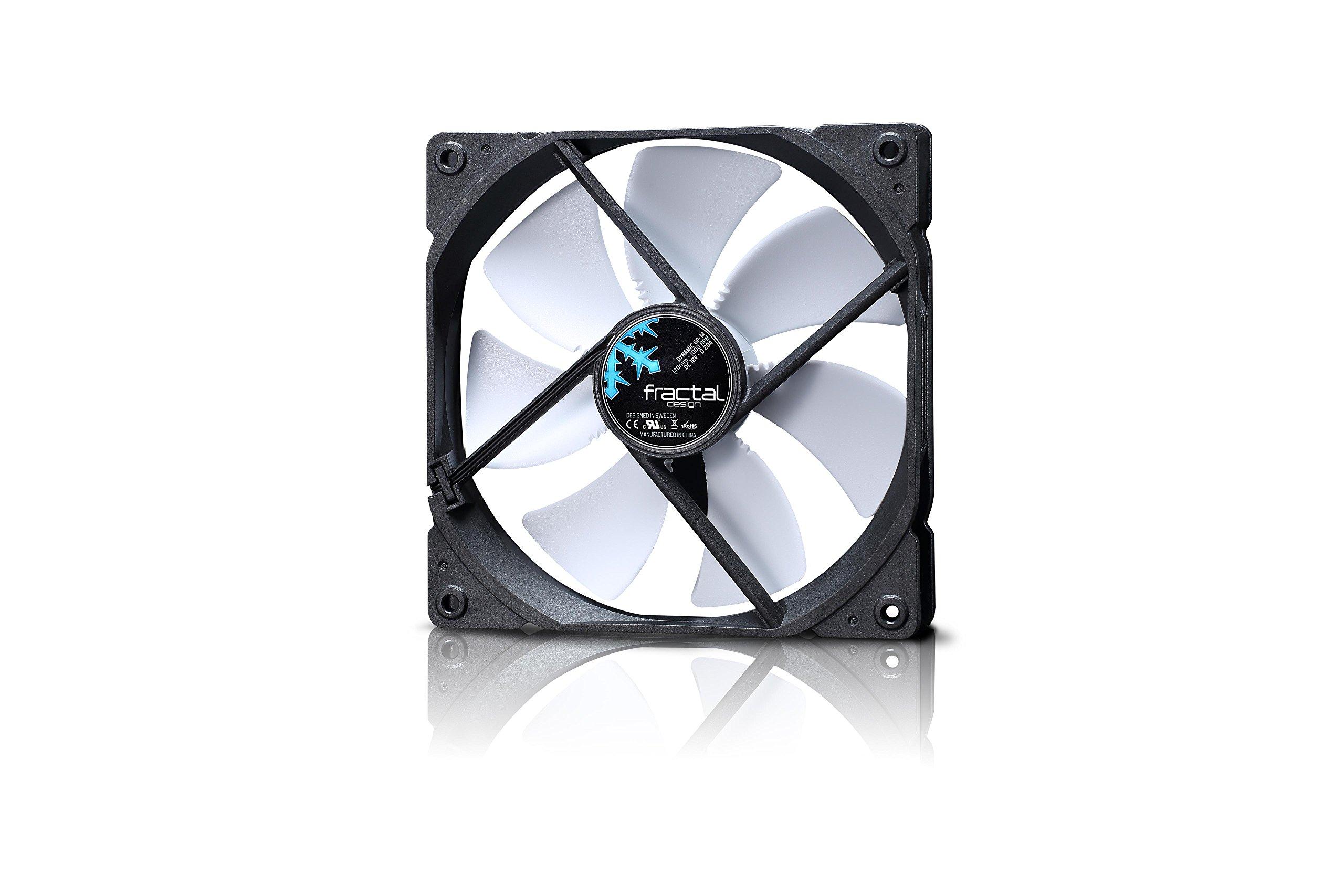 Fan Cooler Fractal Design Dynamic GP-14 White FD-FAN-DYN-GP1