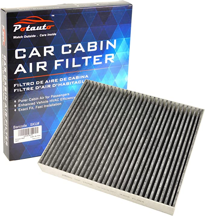 1 Piece Open Parts CAF2087.11 Cabin Air Filter Active Carbon