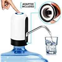Moguat Dispensador Agua para Garrafas con Adaptador, Dosificador