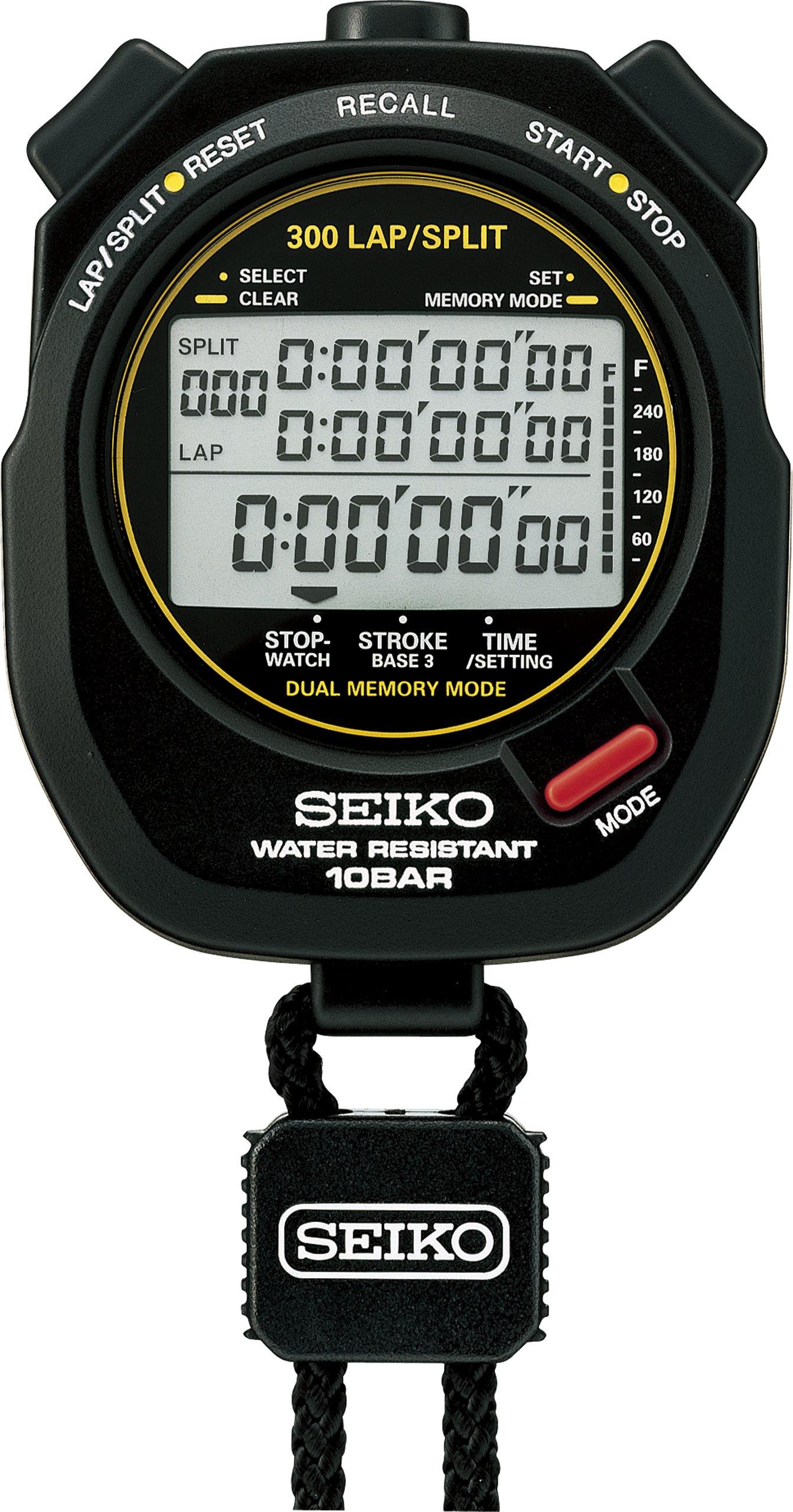 SEIKO SVAS003 Swimming Master Stopwatch by Seiko