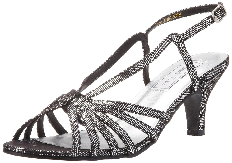 Touch Ups Women's Tatum Sandal B009P4JL3E 9 B(M) US Black Shimmer