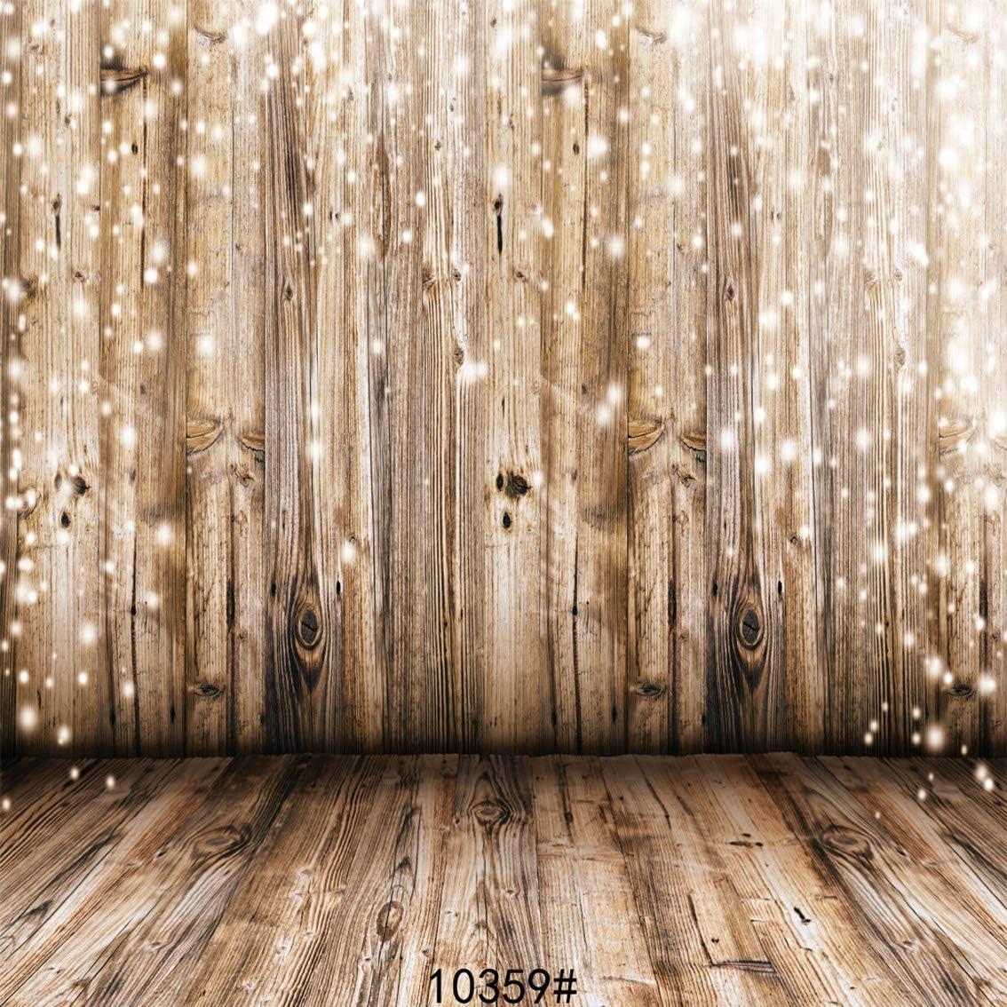 GoEoo 5X7ft Christmas Vinyl Cloth Photo Backdrops Customized Studio Background Studio Props JLT10289