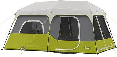 CORE 9 Person Instant Cabin Tent image