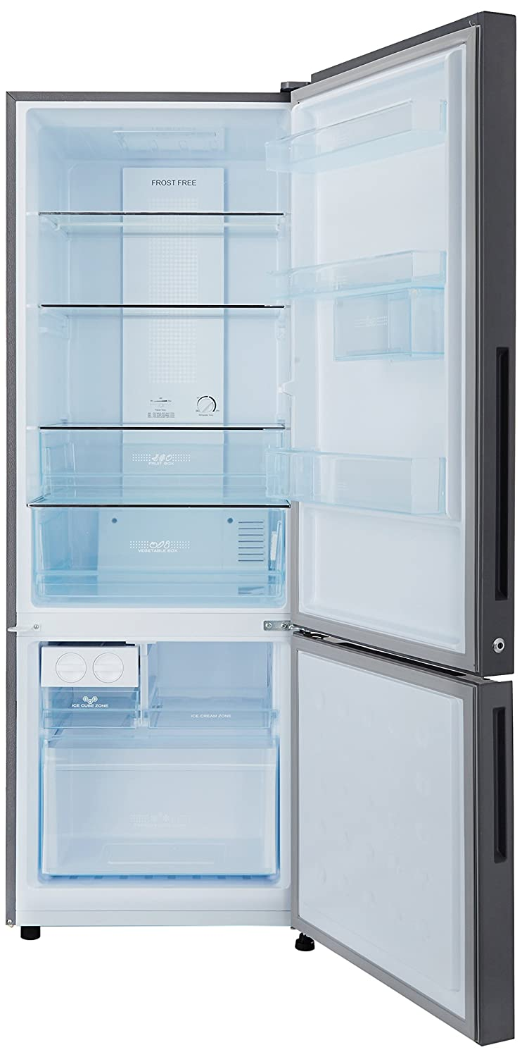 Haier 345 L 3 Star Frost Free Double Door Refrigeratorhrb 3654pkg