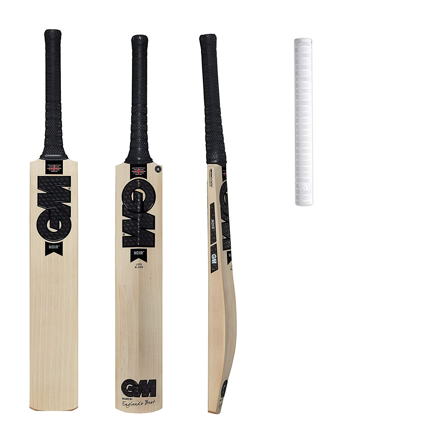 39514e0a018 Amazon.com   Gunn   Moore NOIR 606 English Willow Cricket bat
