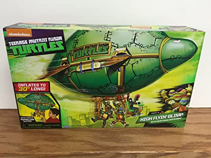 Amazon.com: Teenage Mutant Ninja Turtles High Flyin ...