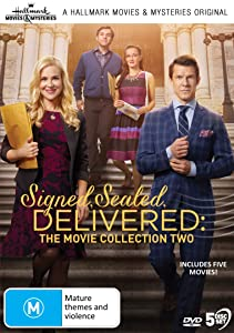 Signed Sealed Delivered - 5 Film Collection Two (Lost Without You/Higher Ground/Home Again/The Road Less Travelled/To The Altar)