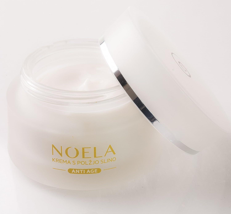 Crema Facial Anti Age al 40% de Bava de caracol – Fuente ...