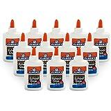 Elmer's Liquid School Glue, Washable, Pack of 12