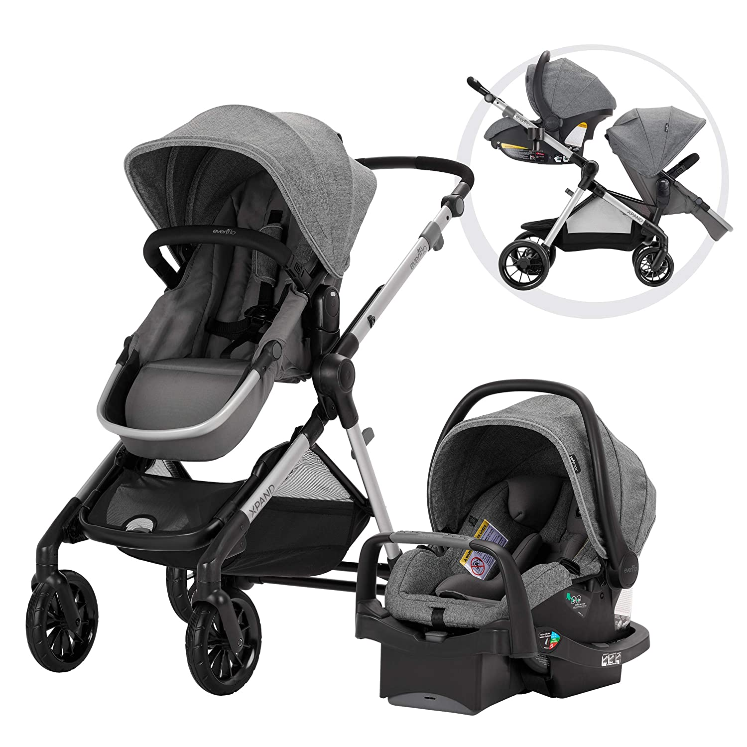 The best Baby Trend Car Seat and Stroller Combo For 2020 8