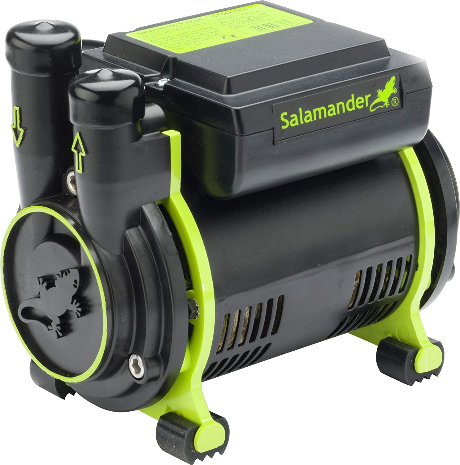 Salamander CT55 1.5 Bar Single Shower Pump 2 Year New CT55XTRA