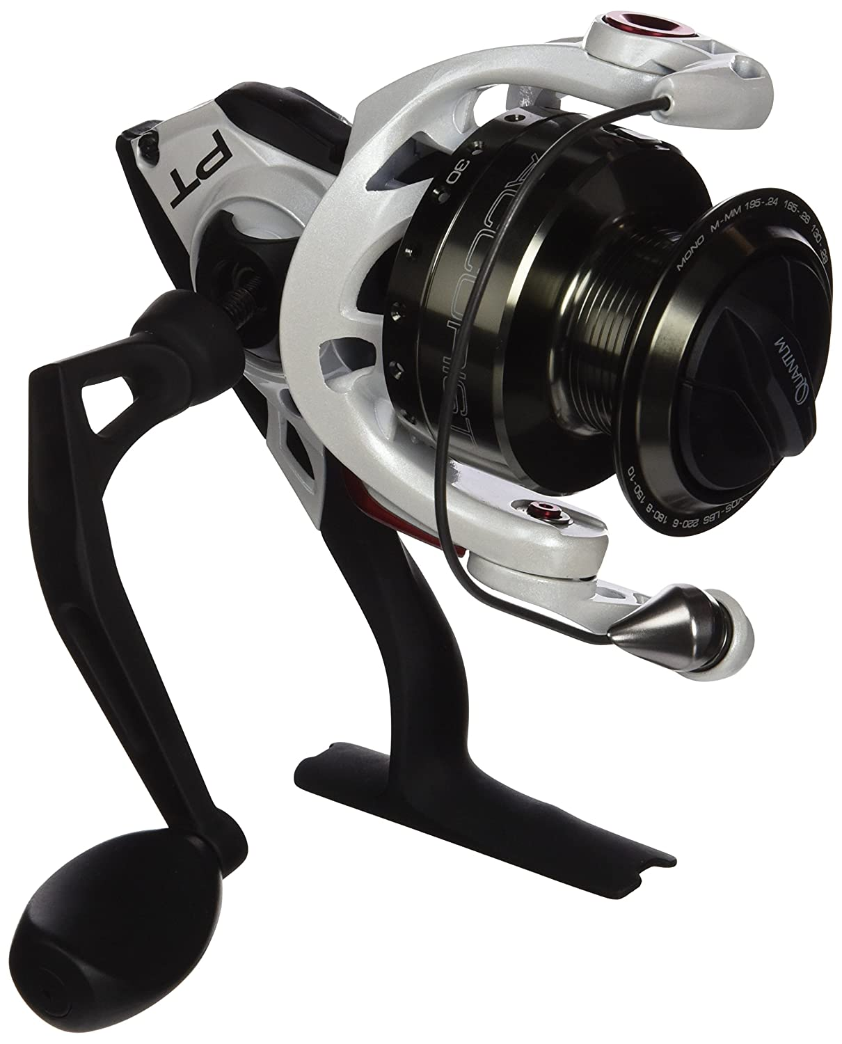 Quantum Accurist PT Left Right Handed Spinning Fishing Reel, 8BB, 5.2 1 – AC30PTiA