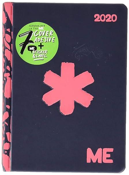 Diario agenda 16 meses Mini Me azul * 59759B: Amazon.es ...