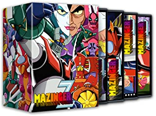 Mazinger Z Box 1 [DVD]