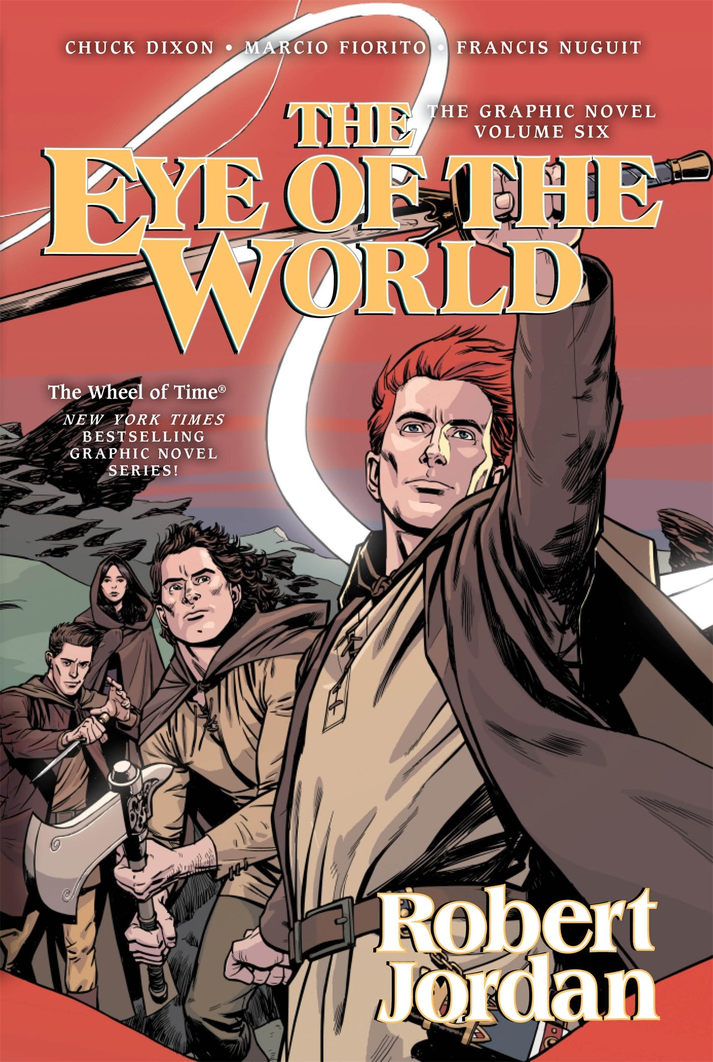Download The Eye of the World: The Graphic Novel, Volume Six (Wheel of Time Other) ebook